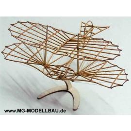 Holzbausatz Lilienthal Gleiter