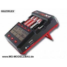 114126 Multicharger X4 AA/AAA