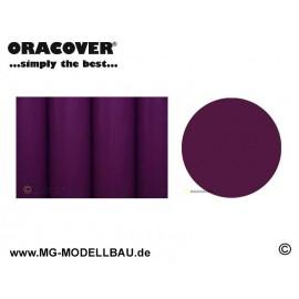 Bügelfolie Violett 1m