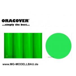 ORASTICK Klebefolie fluorzierend grün
