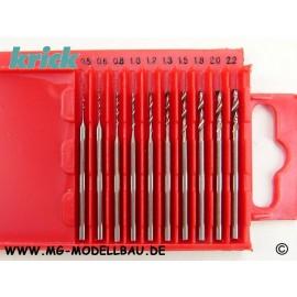 Microbox 10 Bohrer 0,5-2,2mm