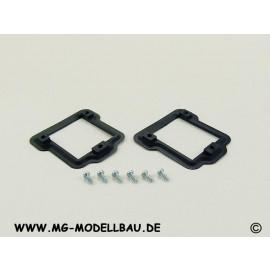 Servo Einbaurahmen für MKS DS6125 glider