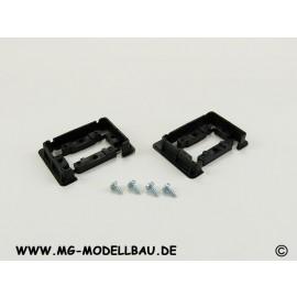 Servo Einbaurahmen für  DS3288