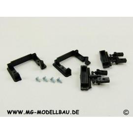 Servo Einbaurahmen für DES 448 BB MG
