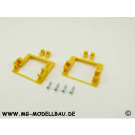 Servo Einbaurahmen für MKS-DS6125H