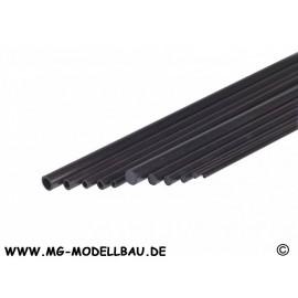 Kohlefaserrohr 4,0/2,5 x 1000mm