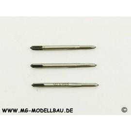 Handgewindebohrer M3 DIN352 HSS