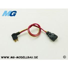 Servo-Verlängerungskabel 27cm MPX