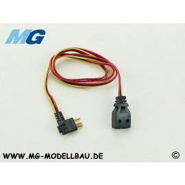 Servo-Verlängerungskabel 50cm MPX