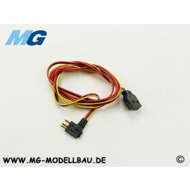 Servo-Verlängerungskabel 100cm MPX