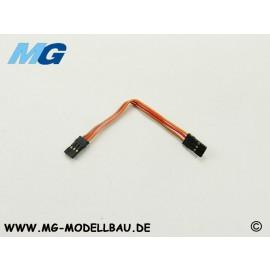 Patchkabel 12cm Graupner system
