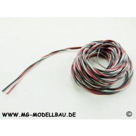 S-Bus Kabel 3-adrig Futaba 5 meter