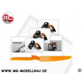 Slowfly RC-set