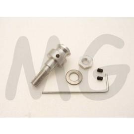 Luftschraubenkupplung 5,0mm/ 6/8mm /M6x3