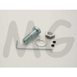 Luftschraubenkupplung 3,0mm/8mm/M8x28mm