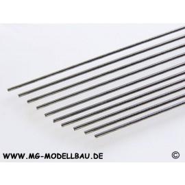 Stahldraht 4,0mm x 1meter