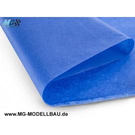 Bespannpapier blau 13g/m2 50,8x76,2cm