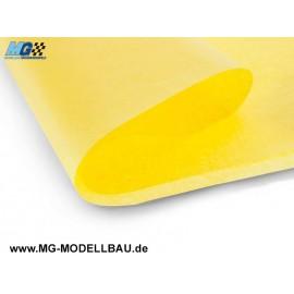 Bespannpapier gelb 13g/m2 50,8x76,2cm
