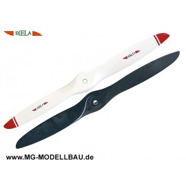 Luftschraube 2-Blatt 20x10 Biela-Sport