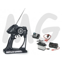 Reflex 3-Kanal 40 MHz FM Drehknopf steu
