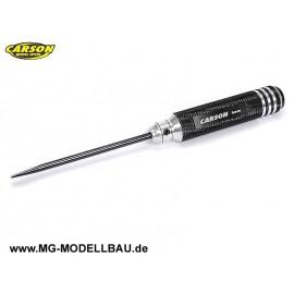 Werkzeug Schraubendr. Längsschl. 4,0mm -