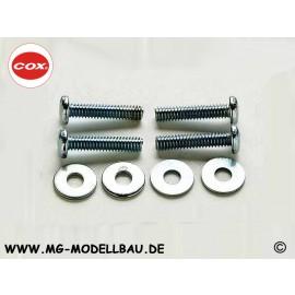 Cox .049 / .051 Propeller Screw - Short