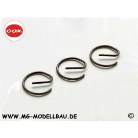 Cox .049 Reed Retainer - Circlip (3)