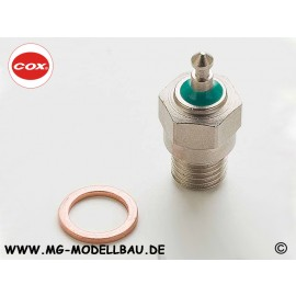 Replacement Plug for .049 Head Adapter