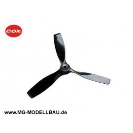 Cox .049 / .051 Propeller links & druck
