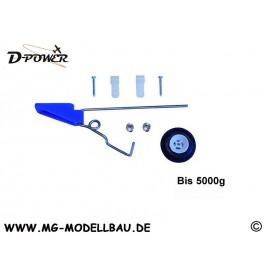 Heckfahrwerk-für Modelle bis 5000g