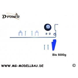 Heckfahrwerk lang-für Modelle bis 5000g