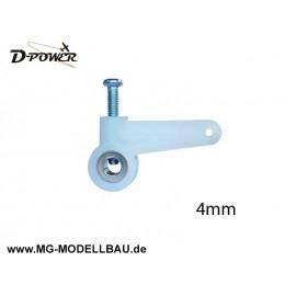 D-Power Steuerarm 4 mm