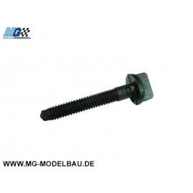 Plastik Schrauben M6 x 45mm
