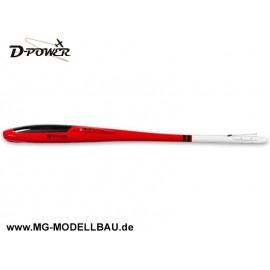 D-Power Streamline 270V - Rumpf