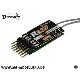 R-6SF 2,4GHz Empfänger