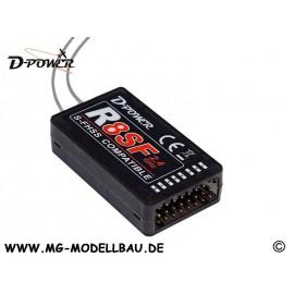 R-8SF 2,4 GHz Empfänger