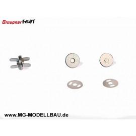 Magnetverschluss Dia.10mm