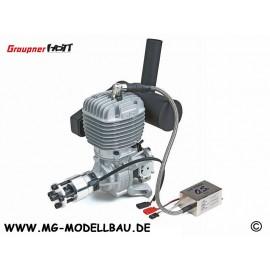 OS GT 60 Incl.Schaldämpfer