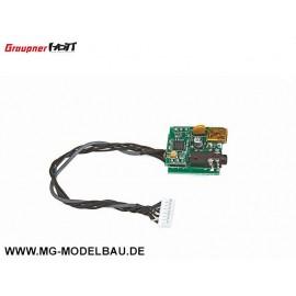 Sprachausgabe-/USB-Modul