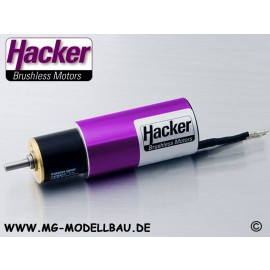 Hacker B40 8L + MAXON 4,4:1 Keramik
