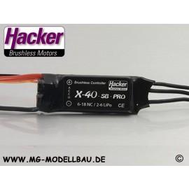 Speed Controller X-40-SB-Pro