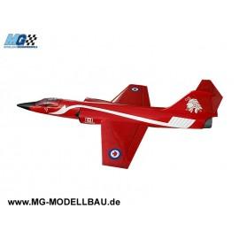 HET-RC ARF Jet F104 Starfighter