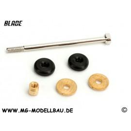Blade Nano CP X Spindel m,O-Ringen und Z
