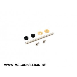 Blade 130X Spindel m.Lager.O-Ringen