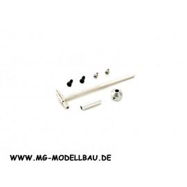 Blade 130X Heckrotorwelle m. Mitnehmer