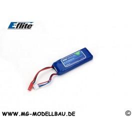 E-flite 800mAh 3S 11.1V 30C LiPo, 18AWG
