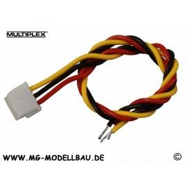Servo Anschlusskabel 10cm Micro