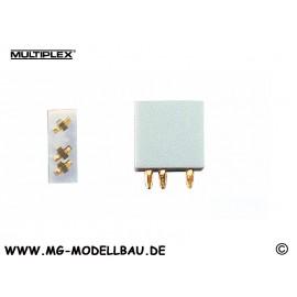 3-Polige Buchse MPX (5St.)