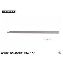 Senderantenne 10x1400mm Edelstahl