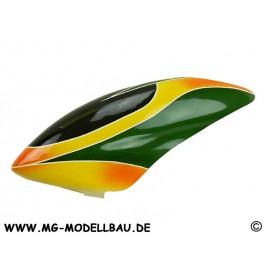 Kabinenhaube GFK 600 gelg/grün